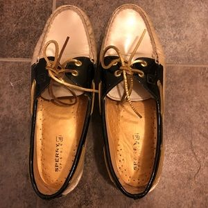Sperry Topsiders size 10